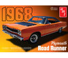 Plymouth Roadrunner 1968 AMT 1:25